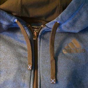 Adidas Men's Ultimate hoodie sweatshirt jacket